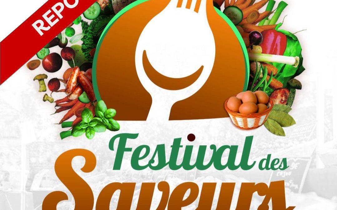 Festival des saveurs les 20 ans