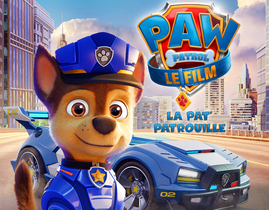 La Pat' Patrouille – Le film