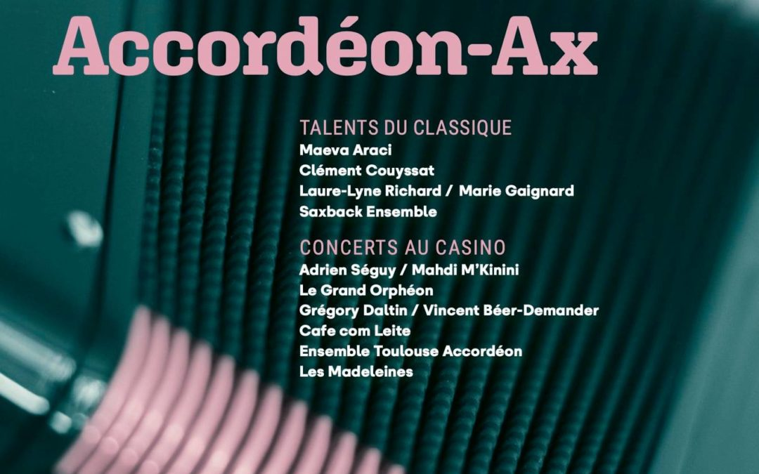 Festival Accordéon-Ax